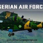 Nigerian Air Force (NAF) Recruitment