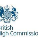 British High Commission Job Recruitment Application Form Portal 2021